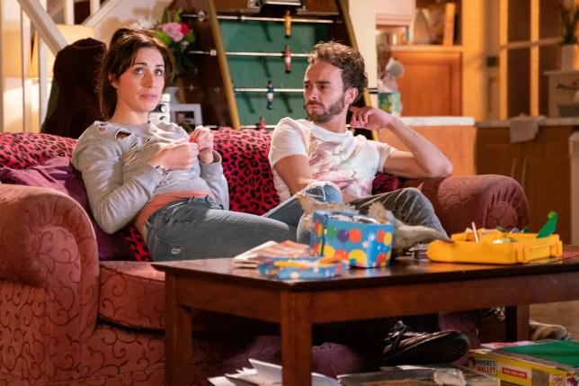 David and Shona fear the worst in Coronation Street