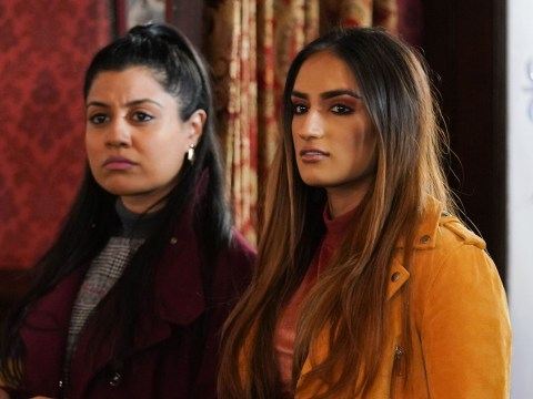 EastEnders spoilers: Habiba and Iqra Ahmed's dark secret deepens