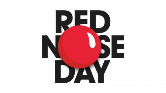 Red Noe day logo