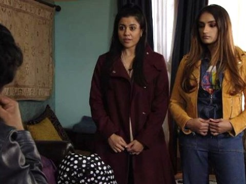 EastEnders spoilers: Habiba and Iqra Ahmed hide huge secret as Masood makes his exit