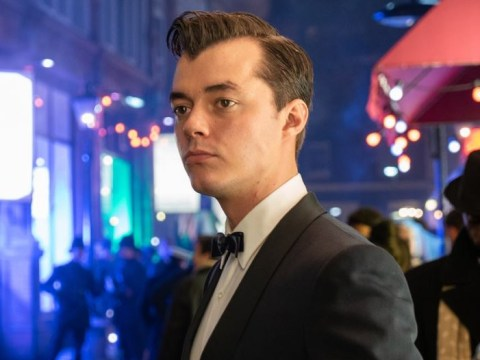 Jack Bannon suits up as Batman butler Alfred in first look at spin off show Pennyworth