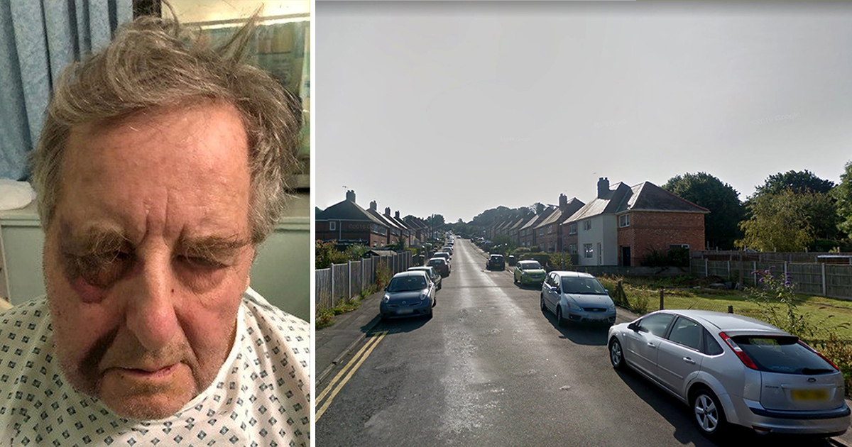 Defenceless pensioner, 78, knocked unconscious by robbers in his own home