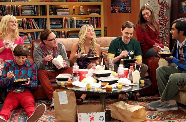 Which The Big Bang Theory cast members have been in the show since season 1?