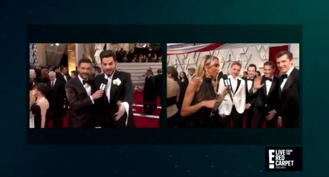 Oscars 2019: Adam Lambert over the moon to see Bohemian Rhapsody cast
