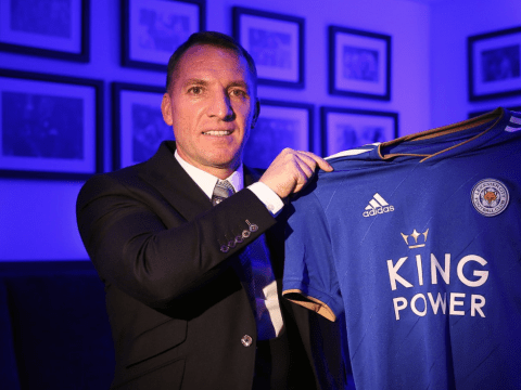 Celtic fans sing 'I hope you die in your sleep, Brendan Rodgers' after his Leicester City move