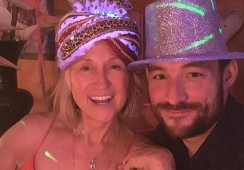 Carol McGiffin reveals she got married one year ago to long-time partner Mark Cassidy