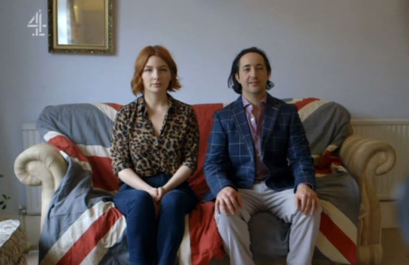 Sleeping With The Far Right viewers praise Alice Levine over 'uncomfortable' Channel 4 documentary