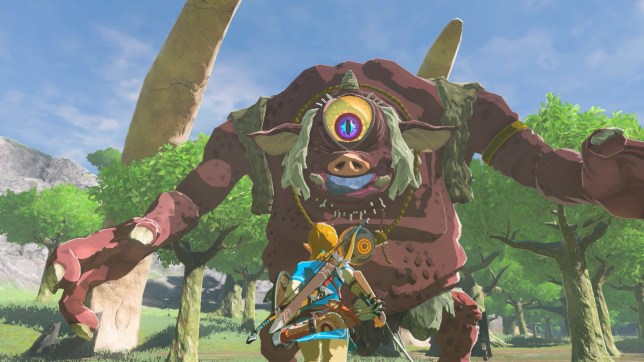 The Legend Of Zelda: Breath Of The Wild - when would you ask for help?