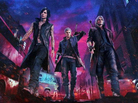 Devil May Cry 5 interview and hands-on with V – 'The fact that anything goes is what's really fun about it'