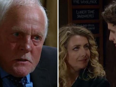 Emmerdale spoilers: Eric Pollard exposes sex abuser Maya Stepney after creepiest scenes yet?