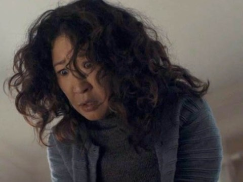 Killing Eve season 1 stabbing was based on Sandra Oh getting heavy-handed with a pencil