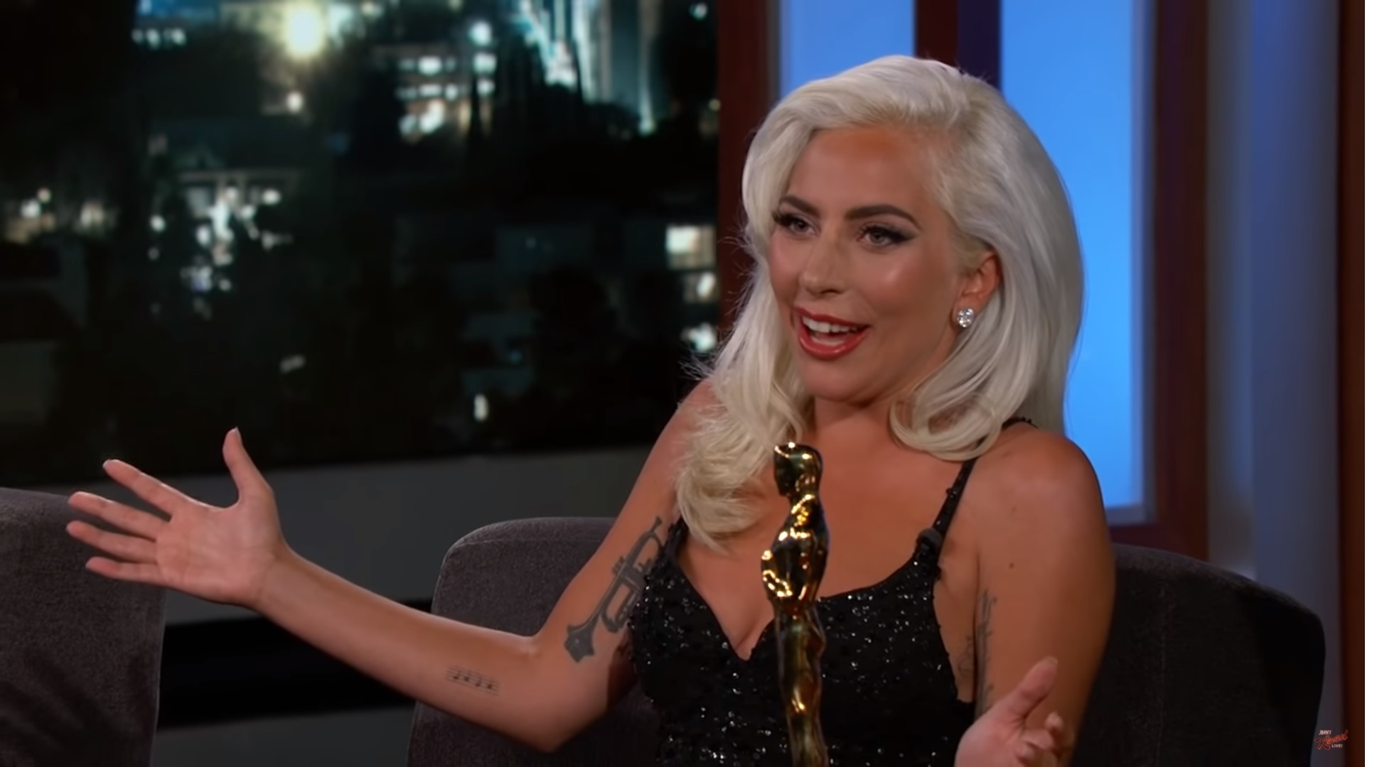 Lady Gaga breaks silence on intimate Oscars performance with Bradley Cooper