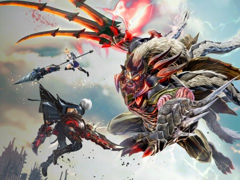 God Eater 3 review – hunting for clones