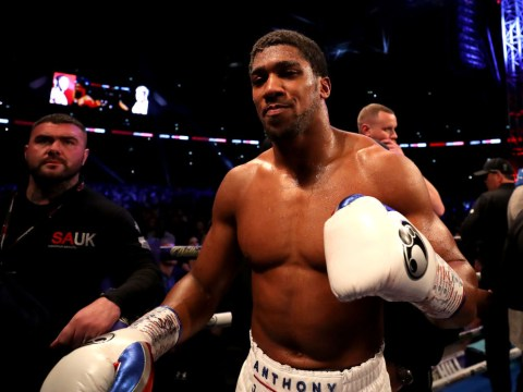 Anthony Joshua and Jarrell Miller agree terms for New York fight in June