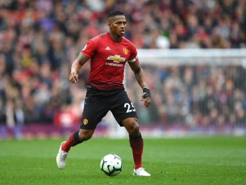 Manchester United have 24 hours to trigger 12-month extension clause in Antonio Valencia's contract