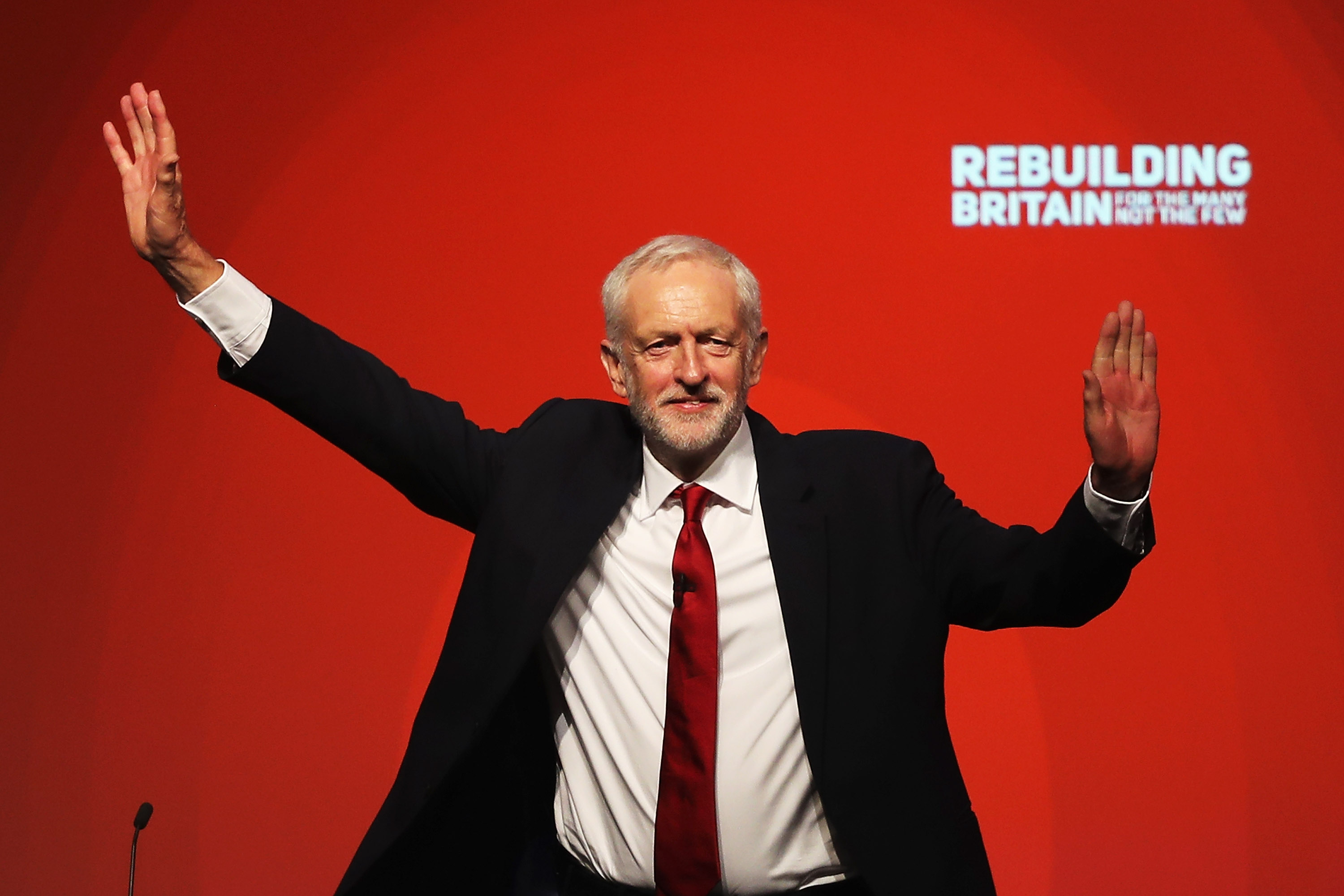 Attempts to smear Jeremy Corbyn only prove what a threat he is