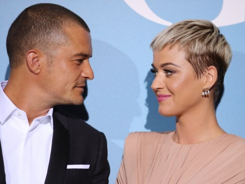 Katy Perry was 'shaking with happiness' over Orlando Bloom proposal and they're already talking kids