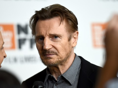 Liam Neeson, stop trying to justify hate crimes against black men