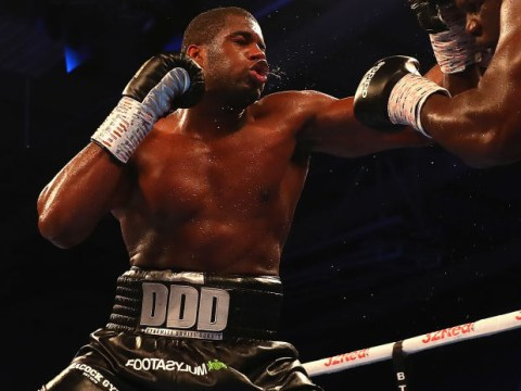 Daniel Dubois to team up with Jarrell Miller for clash with Anthony Joshua