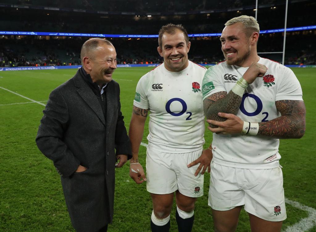 Eddie Jones explains reason behind England dropping 'brilliant' Jack Nowell