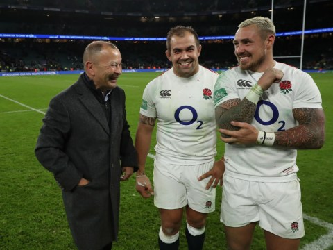 Eddie Jones explains reason behind England dropping 'brilliant' Jack Nowell