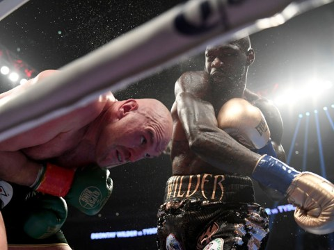 Deontay Wilder launches fresh attack on Tyson Fury for fighting 'easy' opponents