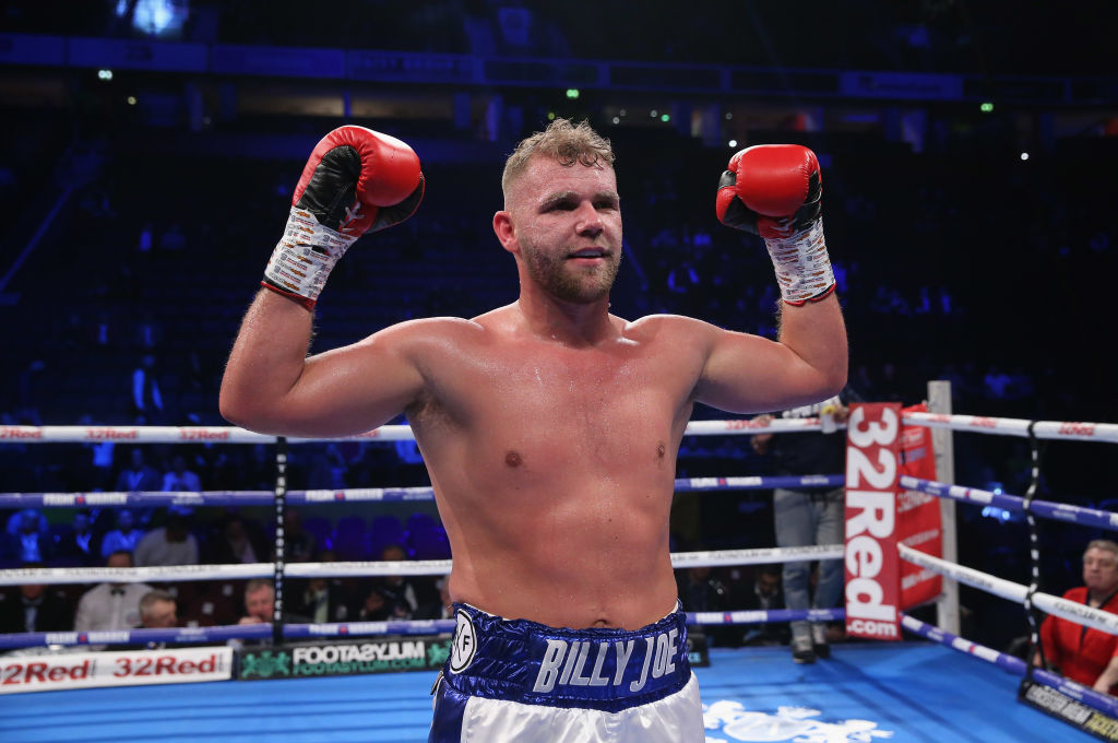 Billy Joe Saunders moving to super middleweight to fight for vacant world title