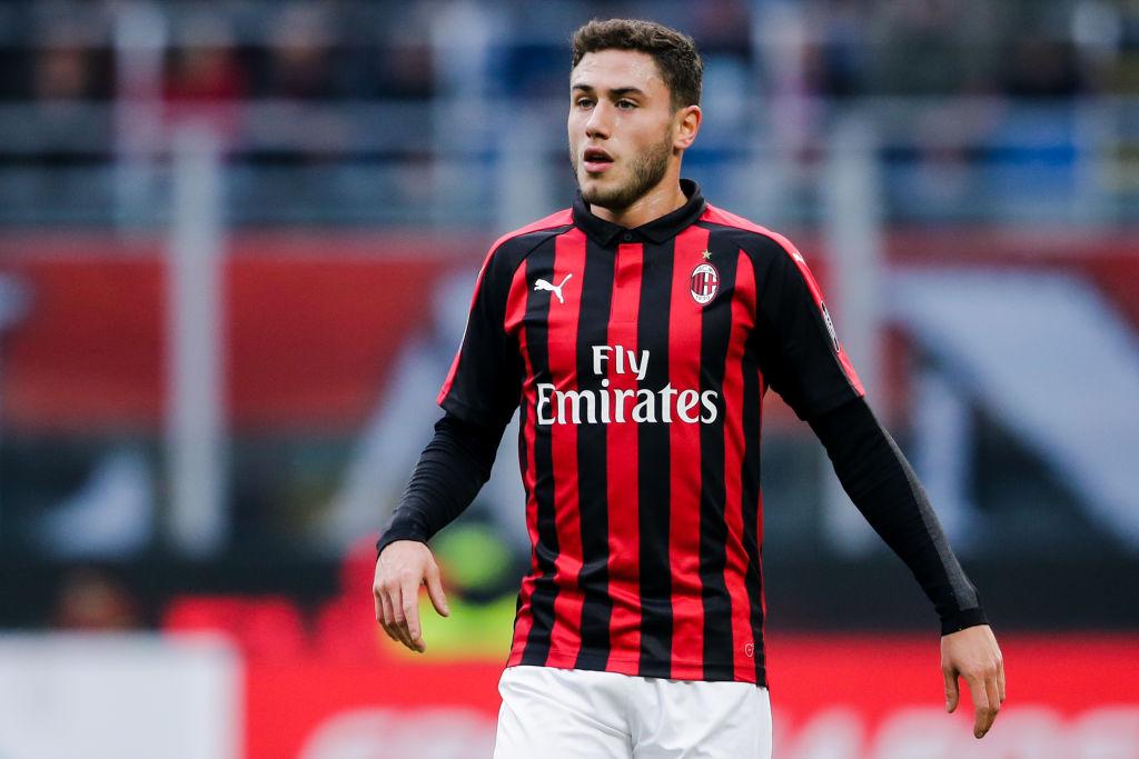 Davide Calabria's agent responds to Manchester United transfer speculation