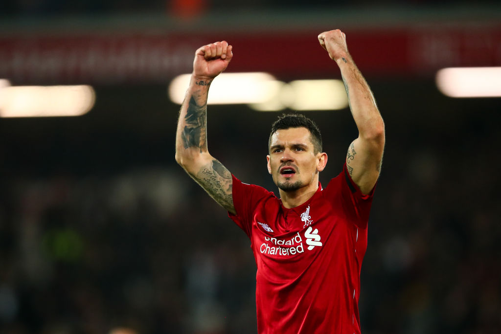 Jurgen Klopp delivers Dejan Lovren fitness update ahead of Champions League clash with Bayern Munich