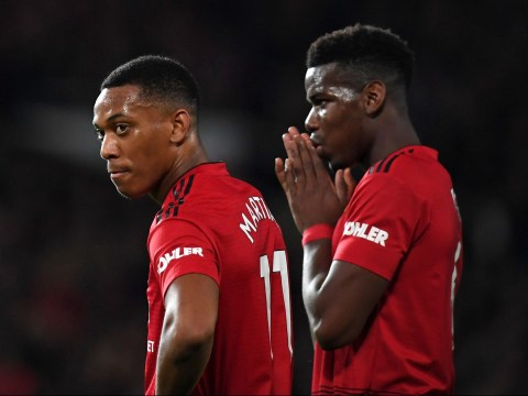 Anthony Martial reveals the mistake Jose Mourinho made with Paul Pogba at Manchester United