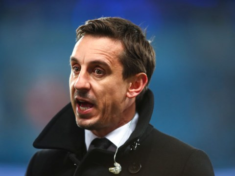 Gary Neville insists Liverpool have committed 'a complete no-no' in Premier League title race