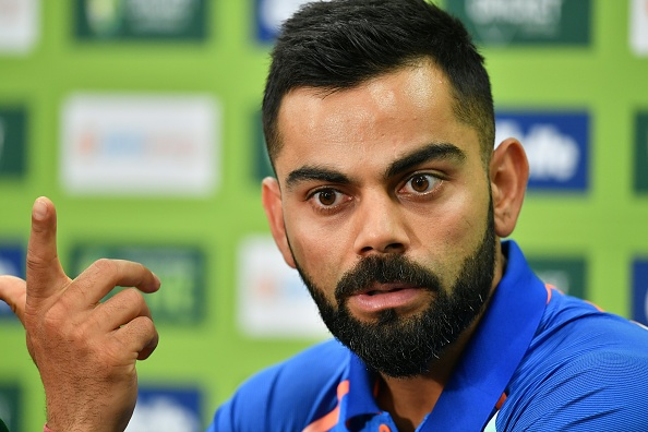 Virat Kohli and Aaron Finch rate England as favourites to win World Cup