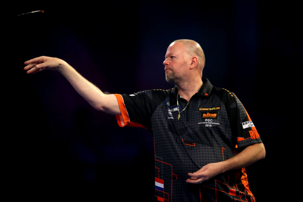 Premier League Darts week two sees a win for MVG, two draws and disappointment for Durrant