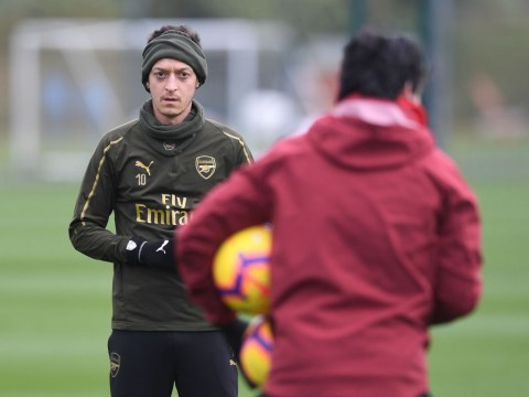 Mesut Ozil could get Unai Emery sacked, says Arsenal legend Ray Parlour