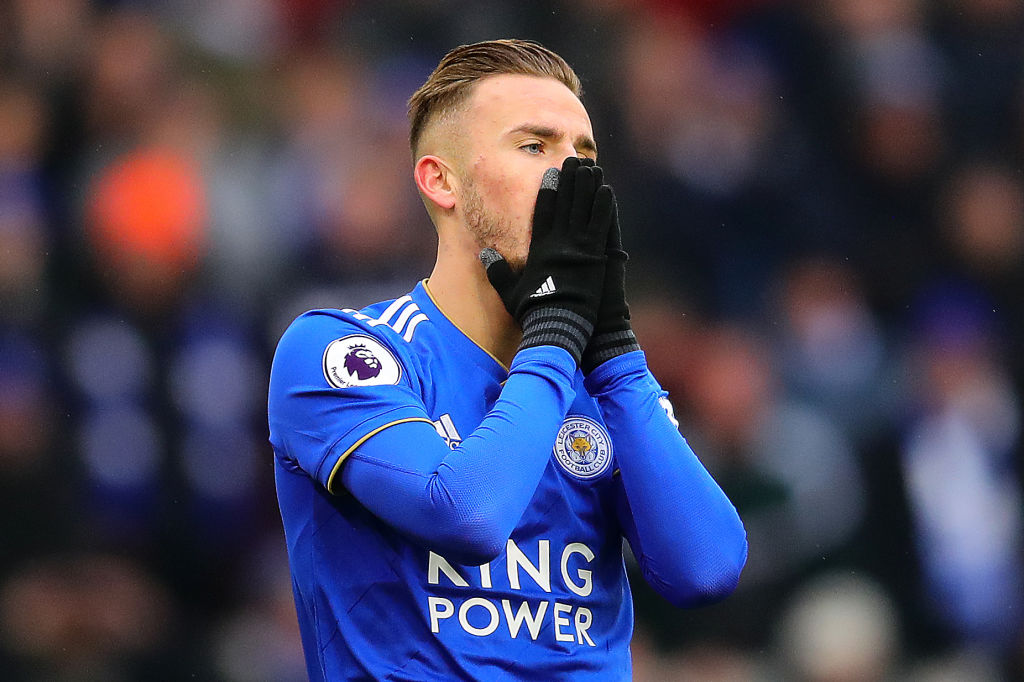 Tottenham identify Leicester City's James Maddison as potential Christian Eriksen replacement