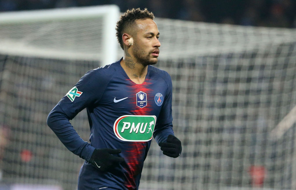 Neymar open to Man Utd move as club prepare to battle Real Madrid for Brazilian's signature