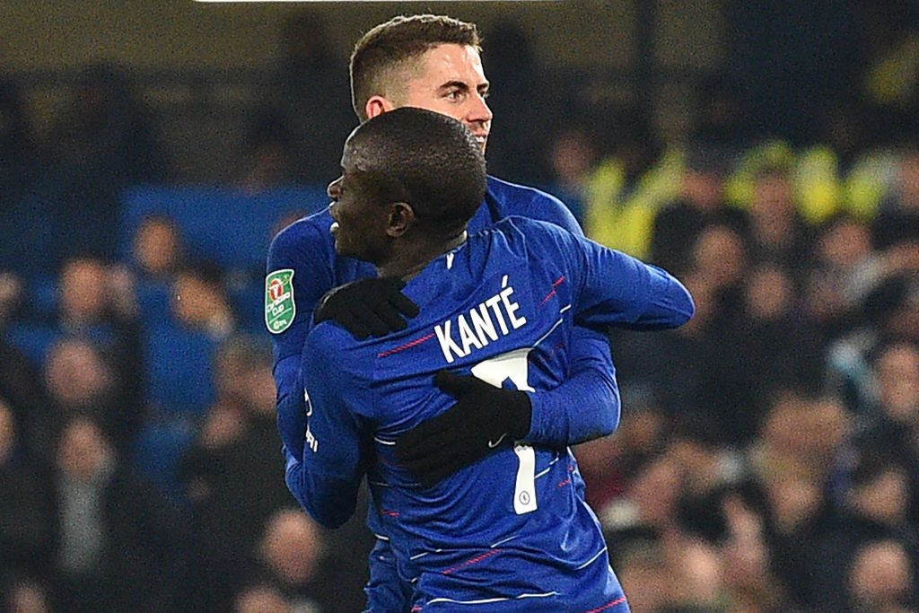 William Gallas criticises Maurizio Sarri for playing N'Golo Kante out of position