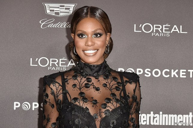 Orange Is The New Black actress Laverne Cox highly amused as x-ray technology asks if she 'could be pregnant'