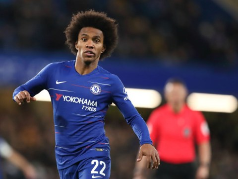 Willian remains unhappy with new contract offer as Chelsea exit looms