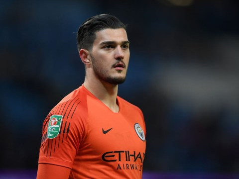 Pep Guardiola ready to keep faith in Arijanet Muric ahead of Ederson for Carabao Cup final