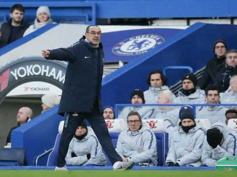 Pep Guardiola insists Chelsea can still win title in defence Maurizo Sarri