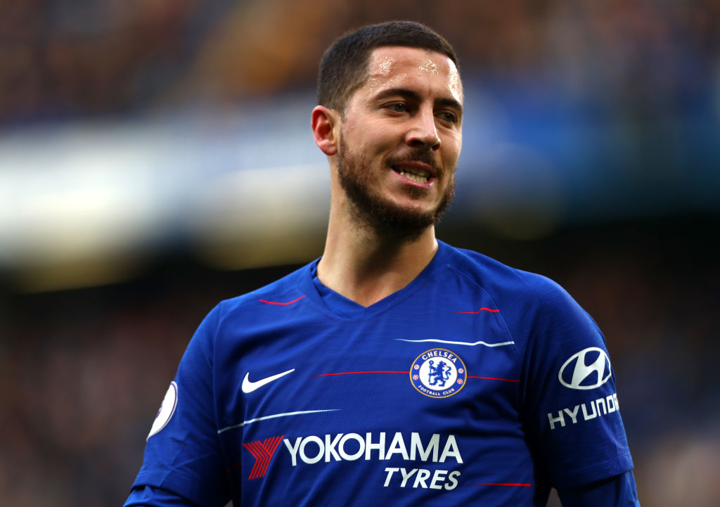 Chelsea star Eden Hazard promises to announce transfer decision 'at the right moment'