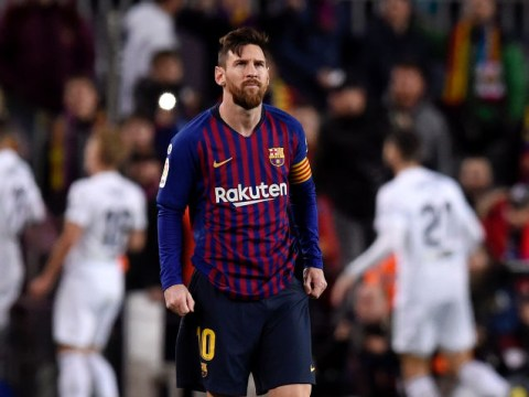 Barcelona star Lionel Messi a doubt to face Real Madrid in Clasico semi-final