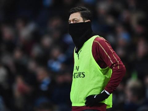 Message for Unai Emery? Mesut Ozil speaks out on Instagram ahead of BATE Borisov clash