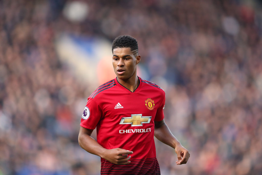 Ander Herrera explains how Marcus Rashford can become 'unstoppable' for Man Utd