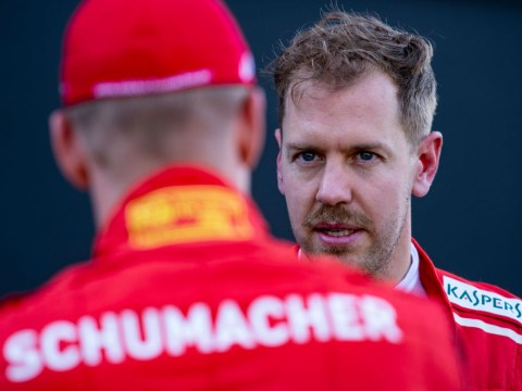 Sebastian Vettel makes Ferrari prediction ahead of 2019 season