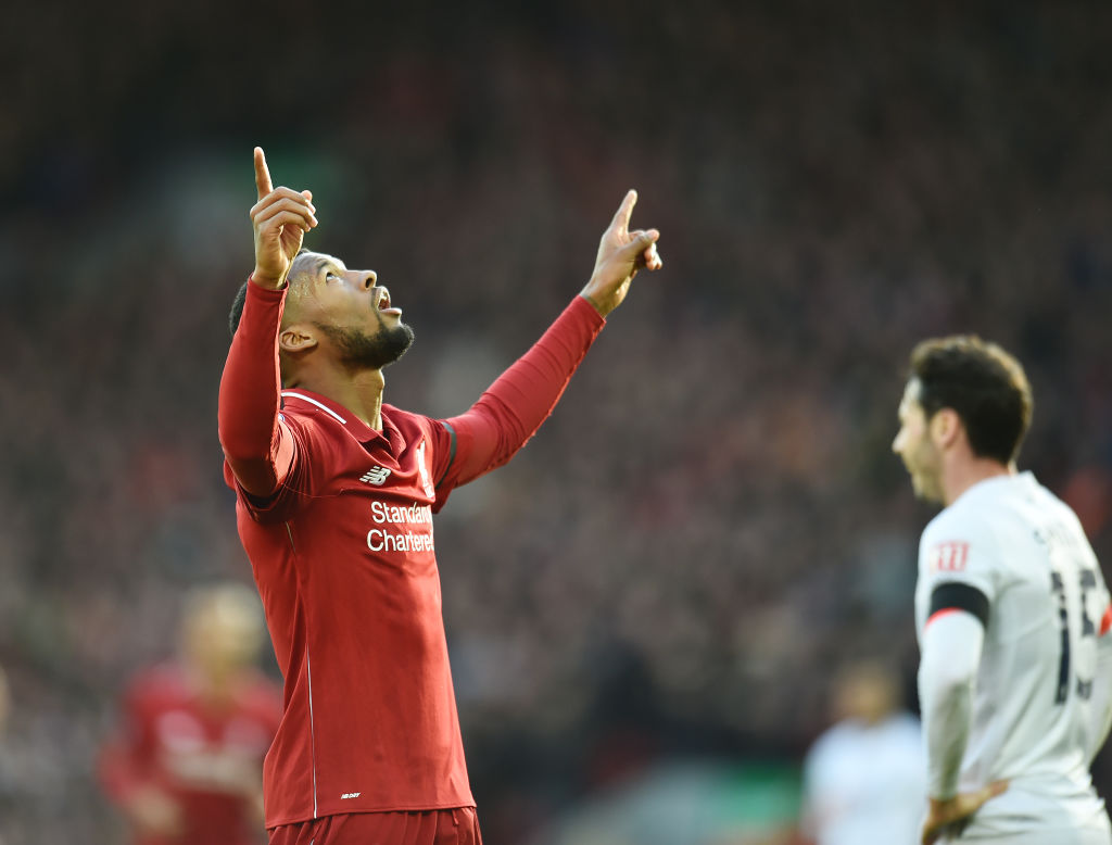 Jurgen Klopp and James Milner heap praise on Georginio Wijnaldum after Liverpool win