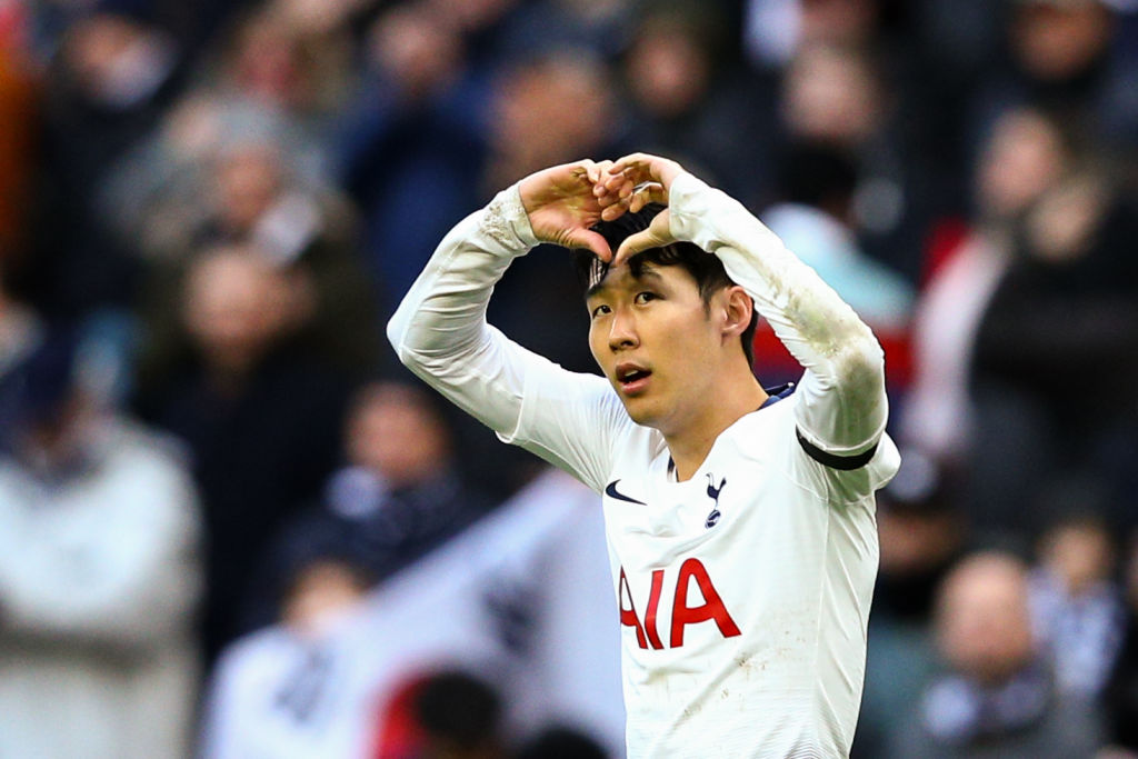 How Heung-Min Son has emerged as Tottenham's talisman in time for Dortmund reunion
