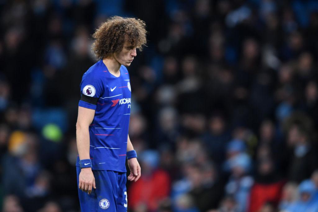 Chelsea star David Luiz's mood swings having negative impact on team spirit