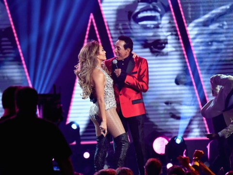 Smokey Robinson defends Jennifer Lopez again over Grammys backlash and says haters are 'setting Motown back 100 years'